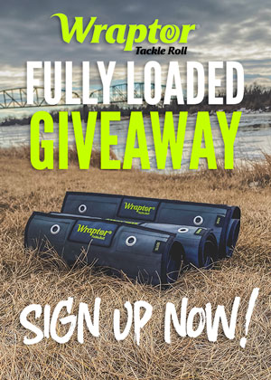 Fully Loaded Giveaway - Sign up now!
